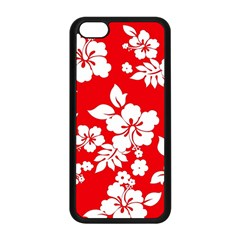 Red Hawaiian Apple Iphone 5c Seamless Case (black) by AlohaStore