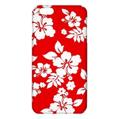 Red Hawaiian Iphone 6 Plus/6s Plus Tpu Case by AlohaStore
