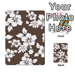 Sepia Hawaiian Multi Purpose Cards (rectangle)