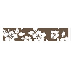 Sepia Hawaiian Flano Scarf (large) by AlohaStore