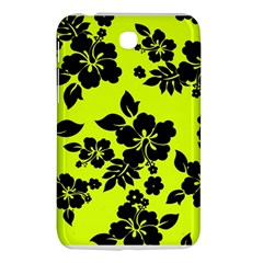 Dark Hawaiian Samsung Galaxy Tab 3 (7 ) P3200 Hardshell Case  by AlohaStore