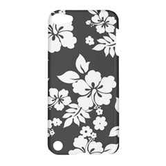Gray Hawaiian Apple Ipod Touch 5 Hardshell Case by AlohaStore