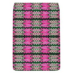Pattern Tile Pink Green White Flap Covers (l)  by BrightVibesDesign