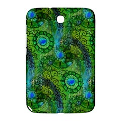 Emerald Boho Abstract Samsung Galaxy Note 8 0 N5100 Hardshell Case  by KirstenStar