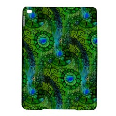 Emerald Boho Abstract Ipad Air 2 Hardshell Cases by KirstenStar