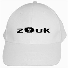Licence To Zouk White Cap