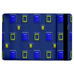 3d Rectangles                                                                      			apple Ipad Air Flip Case by LalyLauraFLM