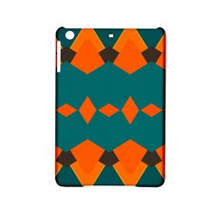 Rhombus And Other Shapes                                                                      			apple Ipad Mini 2 Hardshell Case by LalyLauraFLM
