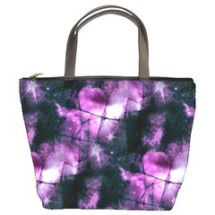 Celestial Purple  Bucket Bags by KirstenStar