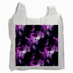 Celestial Purple  Recycle Bag (two Side)  by KirstenStar