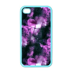Celestial Purple  Apple Iphone 4 Case (color) by KirstenStar