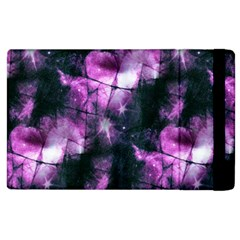 Celestial Purple  Apple Ipad 3/4 Flip Case by KirstenStar