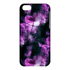 Celestial Purple  Apple Iphone 5c Hardshell Case by KirstenStar