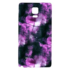Celestial Purple  Galaxy Note 4 Back Case by KirstenStar