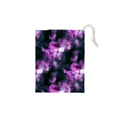 Celestial Purple  Drawstring Pouches (xs)  by KirstenStar