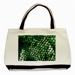 Dragon Scales Basic Tote Bag by KirstenStar