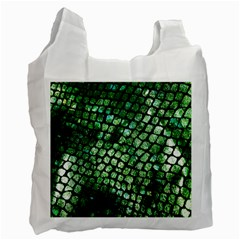 Dragon Scales Recycle Bag (two Side)  by KirstenStar