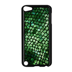 Dragon Scales Apple Ipod Touch 5 Case (black) by KirstenStar