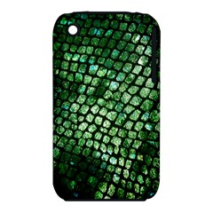 Dragon Scales Apple Iphone 3g/3gs Hardshell Case (pc+silicone) by KirstenStar