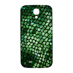 Dragon Scales Samsung Galaxy S4 I9500/i9505  Hardshell Back Case by KirstenStar