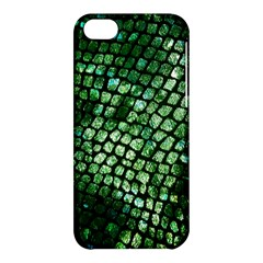 Dragon Scales Apple Iphone 5c Hardshell Case by KirstenStar