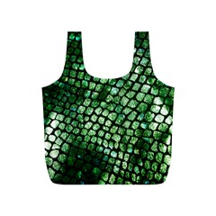 Dragon Scales Full Print Recycle Bags (s)  by KirstenStar