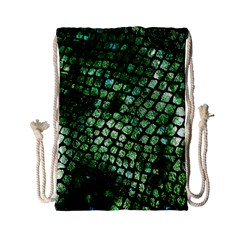 Dragon Scales Drawstring Bag (small) by KirstenStar
