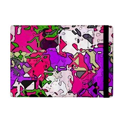 Ink Shapes                                                                         			apple Ipad Mini 2 Flip Case by LalyLauraFLM