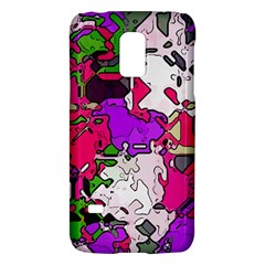 Ink Shapes                                                                         			samsung Galaxy S5 Mini Hardshell Case by LalyLauraFLM