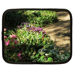 Shadowed Ground Cover Netbook Case (xxl)  by ArtsFolly