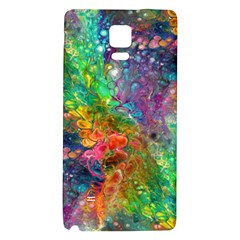 Reality Is Melting Galaxy Note 4 Back Case