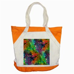 Reality Is Melting Accent Tote Bag
