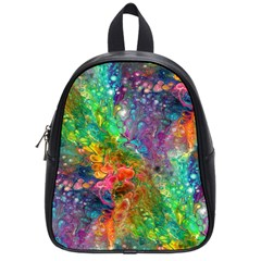 Reality Is Melting School Bags (small)