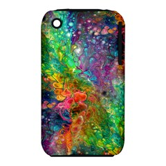 Reality Is Melting Apple Iphone 3g/3gs Hardshell Case (pc+silicone) by KirstenStar