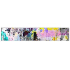 Graffiti Pop Flano Scarf (large) by ArtistRoseanneJones