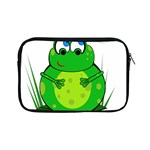 Green Frog Apple iPad Mini Zipper Cases Front