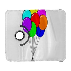 Colorful Balloons Samsung Galaxy S  Iii Flip 360 Case by Valentinaart