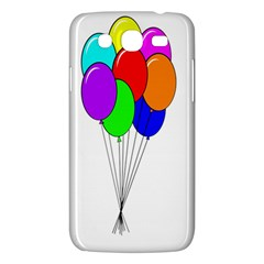Colorful Balloons Samsung Galaxy Mega 5 8 I9152 Hardshell Case  by Valentinaart