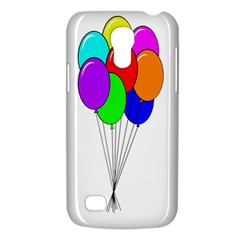 Colorful Balloons Galaxy S4 Mini by Valentinaart