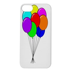 Colorful Balloons Apple Iphone 5s/ Se Hardshell Case by Valentinaart