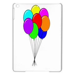 Colorful Balloons Ipad Air Hardshell Cases by Valentinaart
