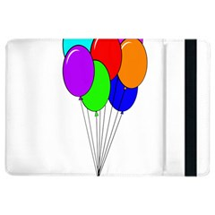 Colorful Balloons Ipad Air 2 Flip by Valentinaart