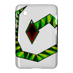 Decorative Snake Samsung Galaxy Tab 2 (7 ) P3100 Hardshell Case  by Valentinaart