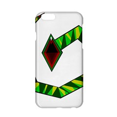 Decorative Snake Apple Iphone 6/6s Hardshell Case by Valentinaart