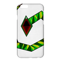 Decorative Snake Apple Iphone 6 Plus/6s Plus Hardshell Case by Valentinaart