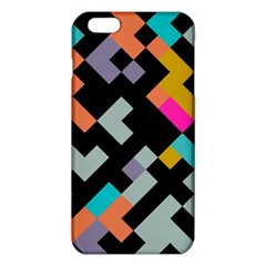 Connected Shapes                                                                             			iphone 6 Plus/6s Plus Tpu Case by LalyLauraFLM