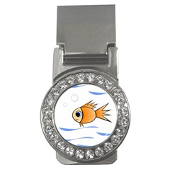 Cute Fish Money Clips (cz)  by Valentinaart