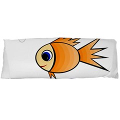 Cute Fish Body Pillow Case Dakimakura (two Sides)