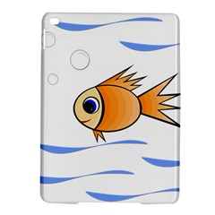 Cute Fish Ipad Air 2 Hardshell Cases by Valentinaart