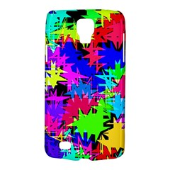 Colorful Shapes                                                                             			samsung Galaxy S4 Active (i9295) Hardshell Case by LalyLauraFLM